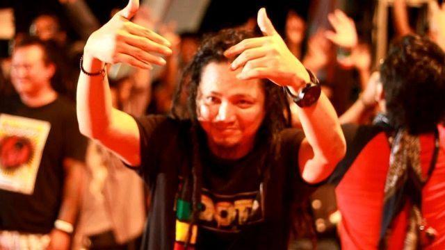 Steven Jam at Palembang