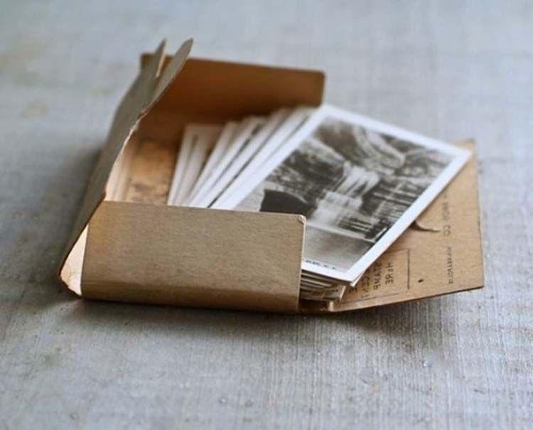Kirim kado koleksi foto dengan photo packet