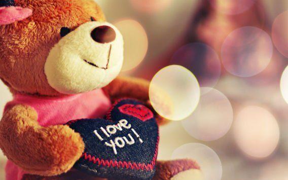 Boneka I Love You