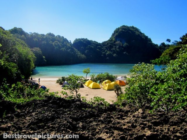 Pulau Sempu Malang JATIM