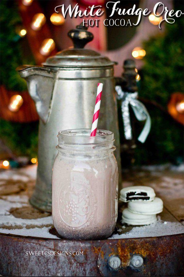 Hot Chocolate plus oreo yang jawara!