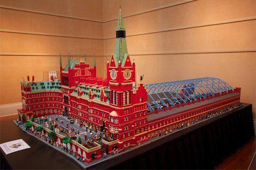 Legoland Discovery Center - Lego®bricks attraction