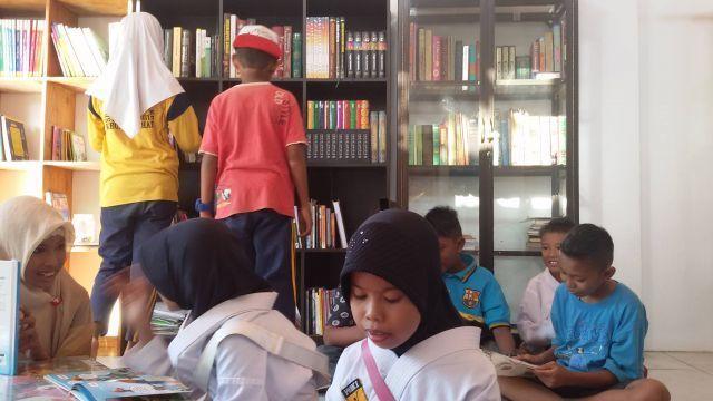 Rumah Baca Cakrawala