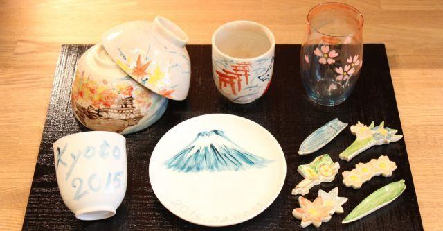 Kyoto Zuikogama Higashiyama - Painting vessel experience