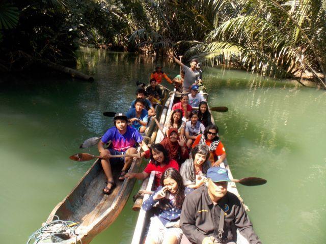 canoeing cigenter