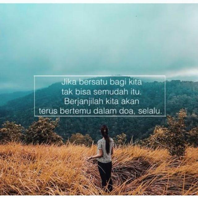 sejauh apapun jarak, doa akan tetap sampai