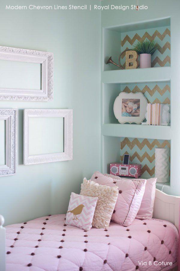 warna kamar yang lembut