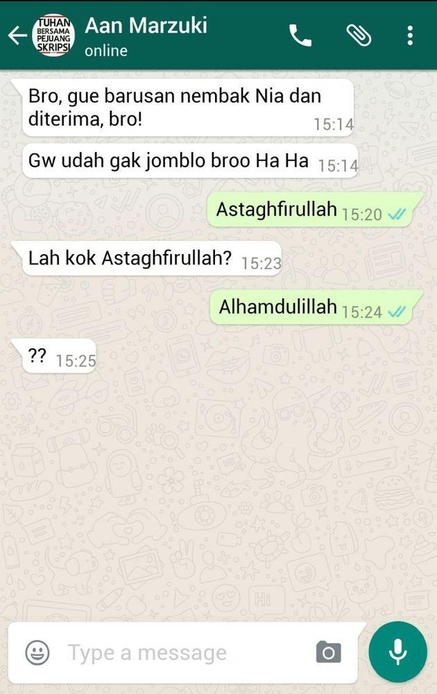 Alhamdulillah ya... :D