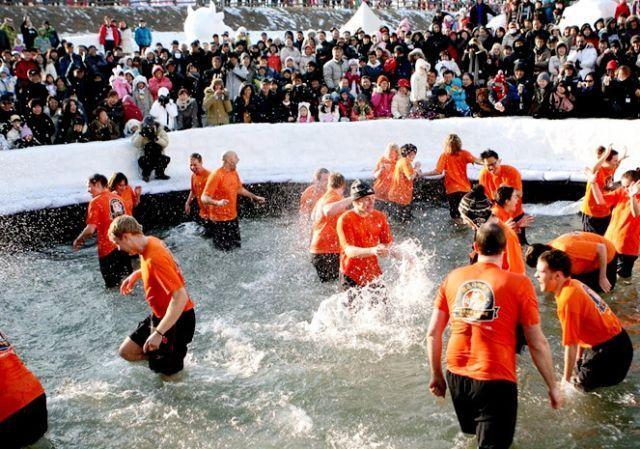 Hwacheon Sancheoneo Ice fishing Festival