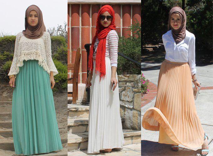 8 Fashion Hijab Yang Bakal Tren Di Tahun 2016 Kamu Mau Mencoba Mempraktekkan