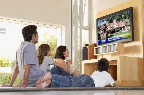 Batasi Menonton TV