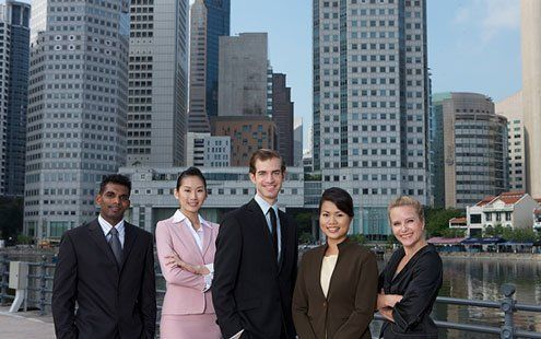 Multiculture in Singapore