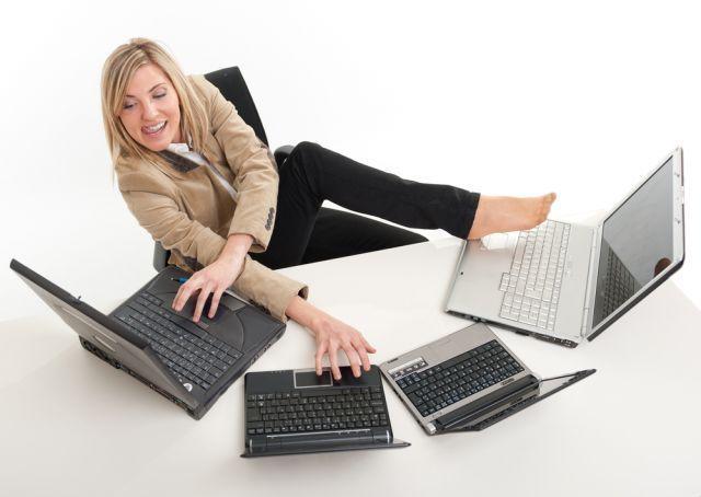 Mengerjakan banyak pekerjaan dalam satu waktu bisa mengurangi konsentrasimu