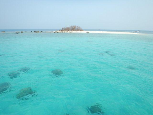 perairan sekitar pulau badul