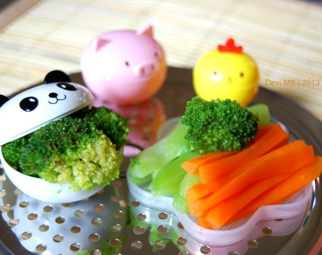 Hindari Junk Food