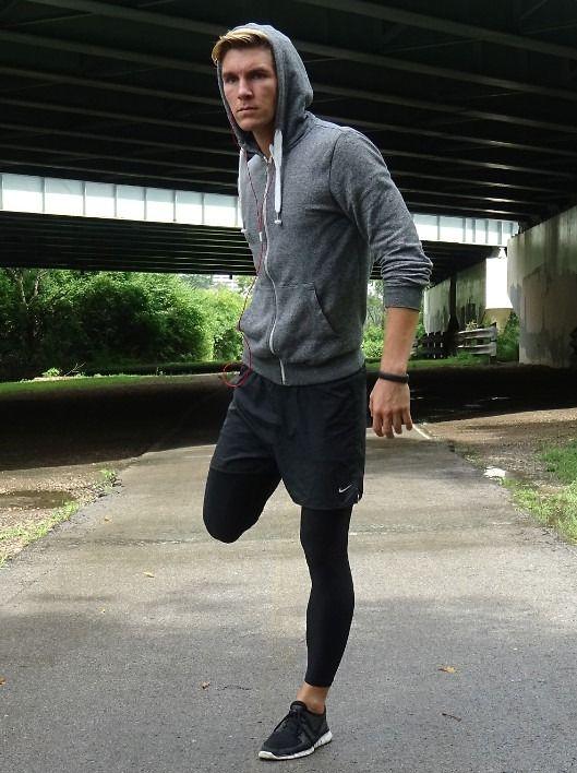 Jogging dulu biar tinggi.
