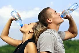 Ayo minum air putih