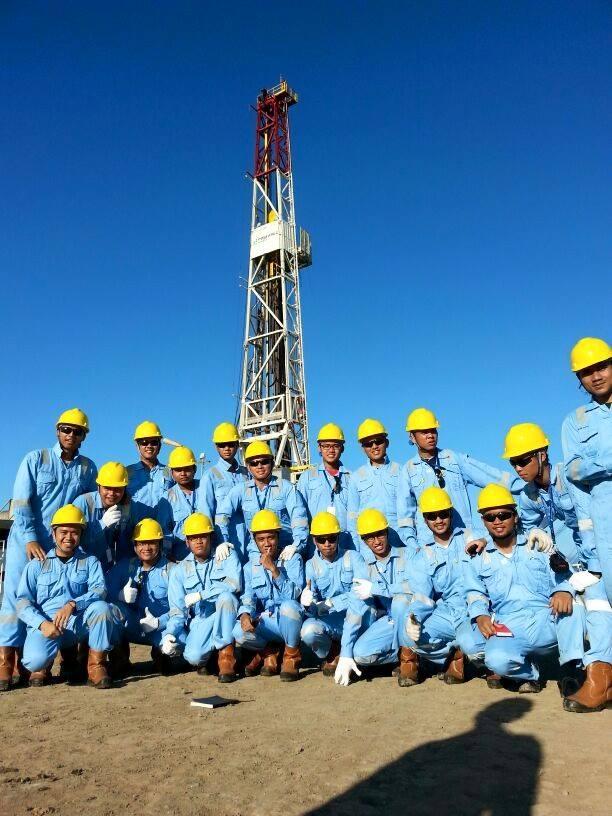 oil & gas company?
