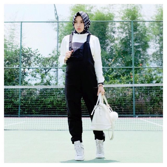 Overall Pants HOTD by Nisa