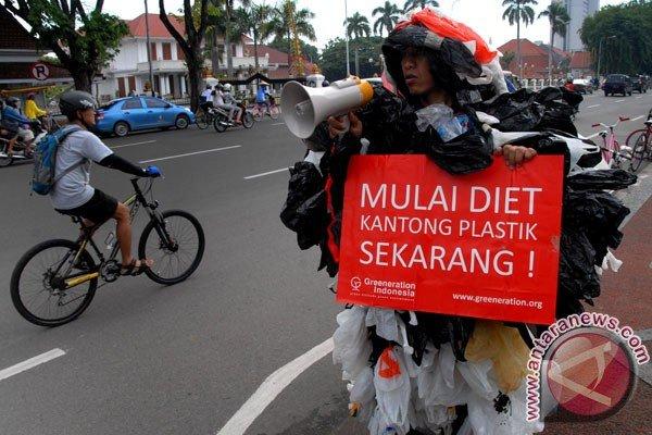 Peduli bahayanya dampak plastik bagi bumi