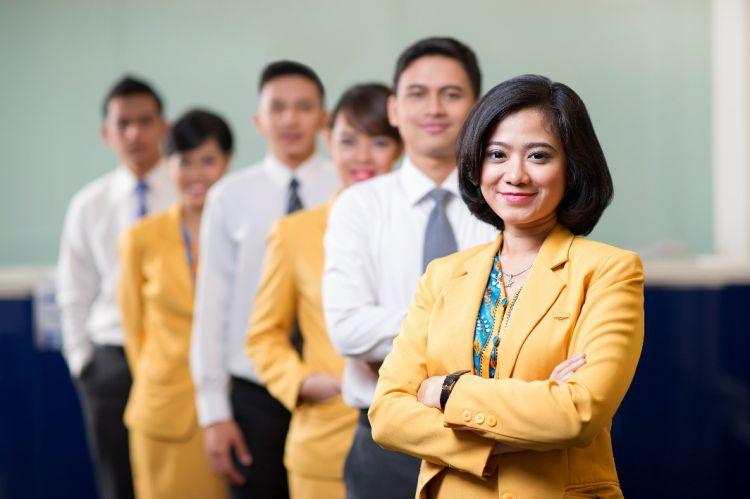 Keterima kerja jadi frontliner bank, pekerjaan impianmu..