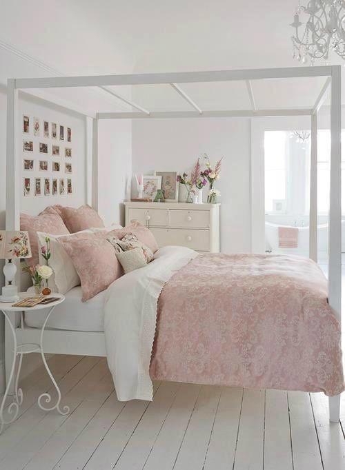 Kamar tidur pinky~