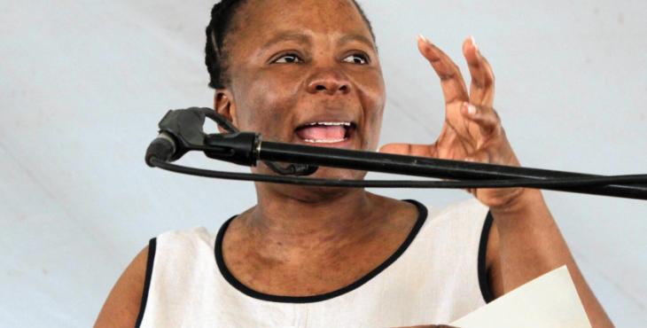 Wali kota Uthukela Dudu Mazhibuko