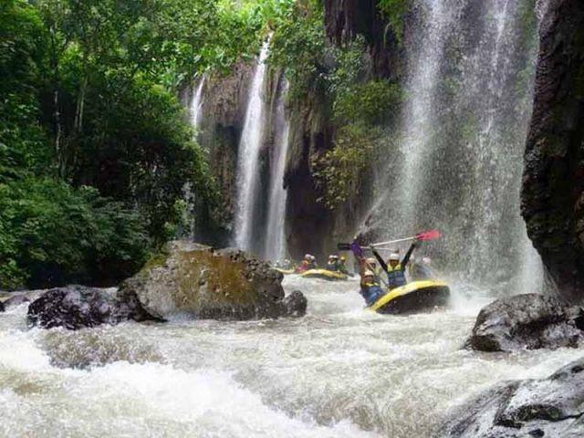 bosamba rafting Bondowoso
