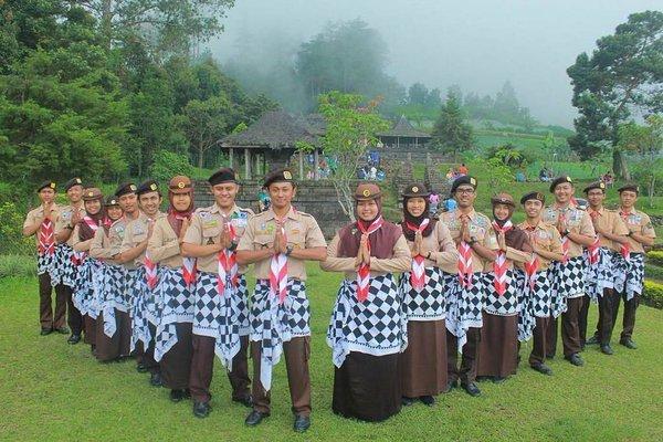 Kami Indonesia, Kami berbudaya, integritas, dan cerdas