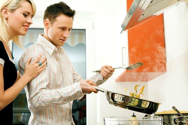 Belajar masak deh demi si dia