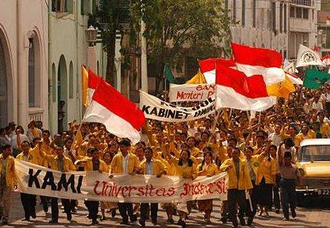 Demonstrasi KAMI