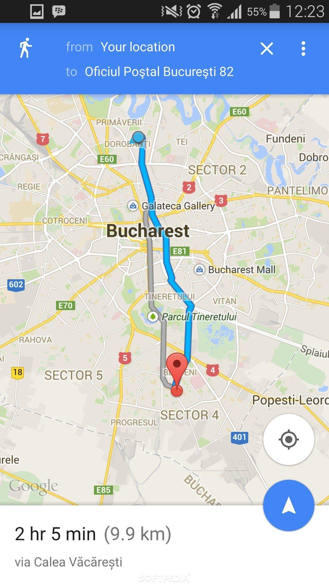 Google map скачать на андроид 2016