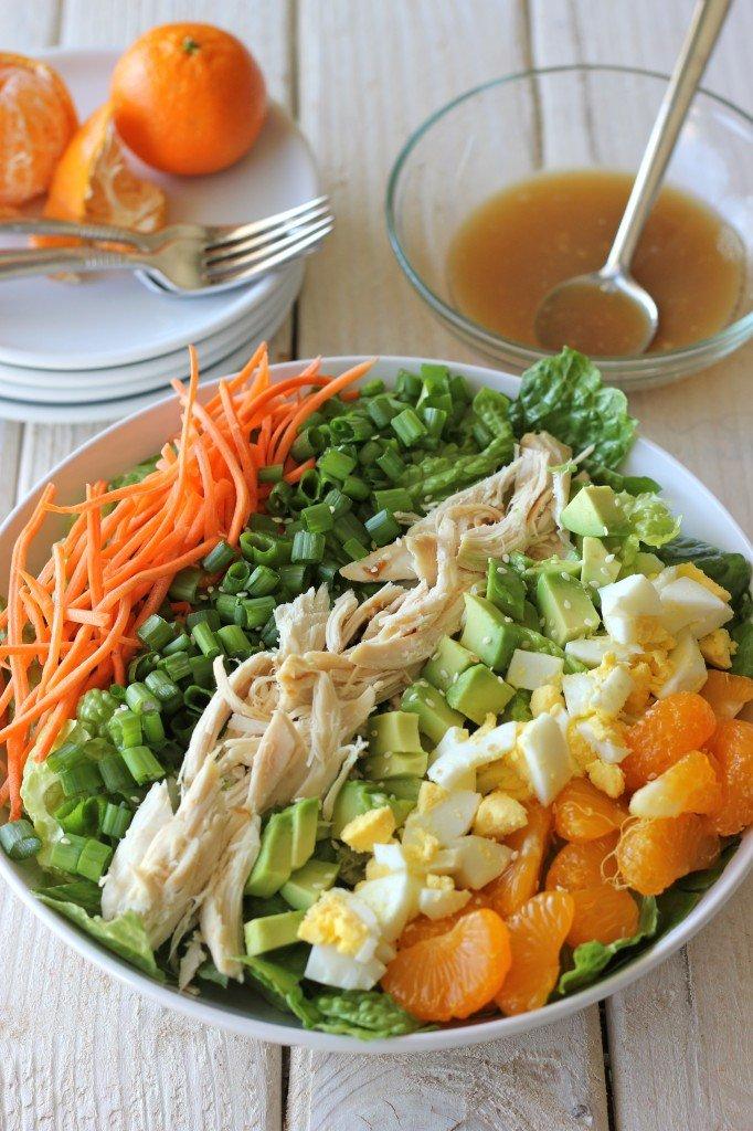 7 Salad Sehat yang Bisa Kamu Olah Sendiri, dan Bikin Badan ...