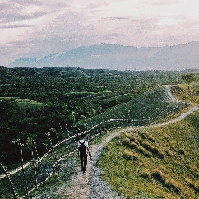 Jabal Nur Hill, Palu, Sulawesi Tengah