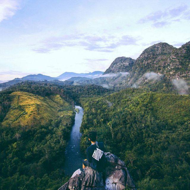 Langara Hill, Lumpangi, Loksado, Kalimantan Selatan