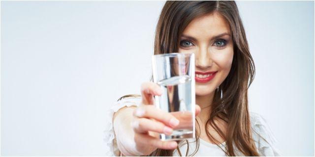 yuk, diminum air putihnya
