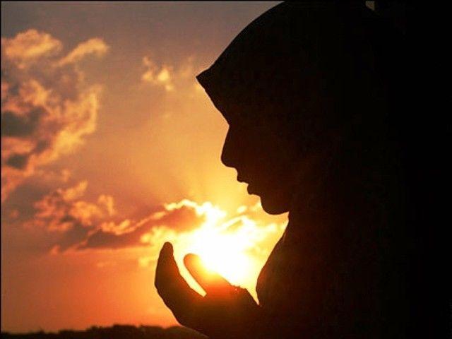 Berdoalah untuk kebahagian kami