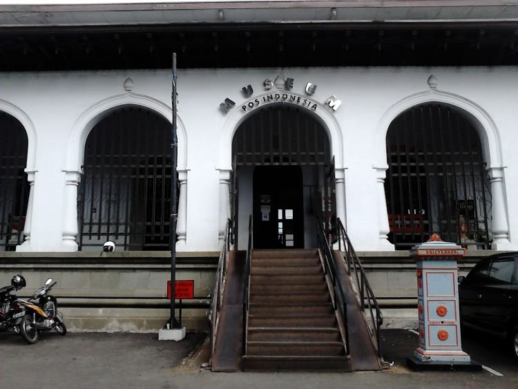 Museum Pos, Bandung.