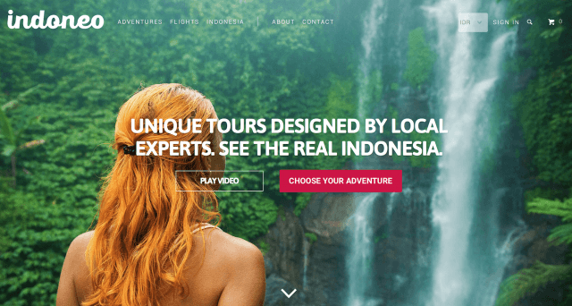 Indoneo Home Page