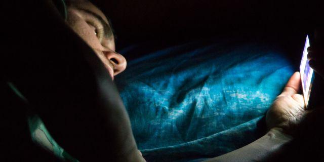 Buka Path sebelum tidur