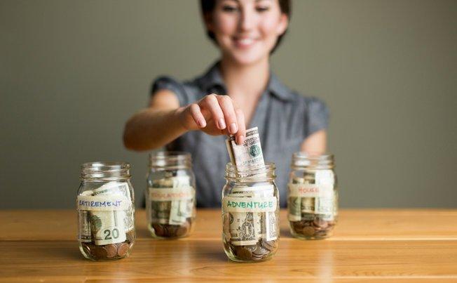 uang modal, uang pribadi, pisahin yaa