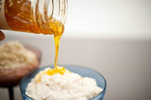 madu, olive iol dan beras yang bagus buat kulitmu