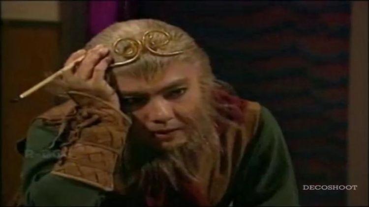 Go Kong pernah lho diusir sama Biksu Tong...