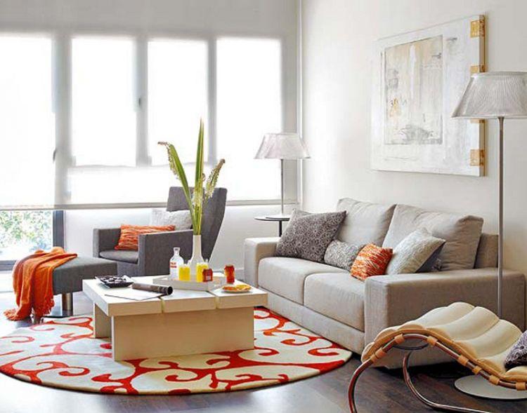 Ruang tamumu akan terkesan cozy dengan gaya ini...
