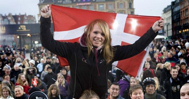 Denmark menjadi negara paling bahagia