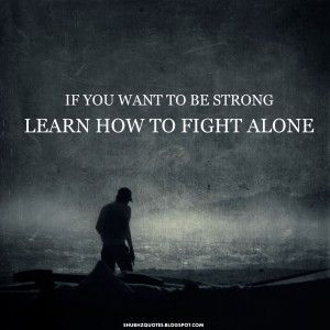 learnhowtofightalone