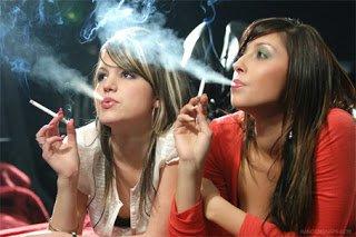 Merokok adalah tren kekinian