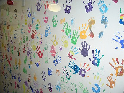 What Kind Of Paint To Use For Handprints