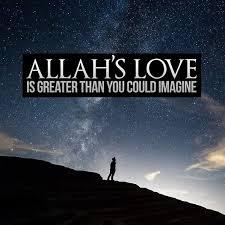 Cinta kepada Sang Maha Cinta