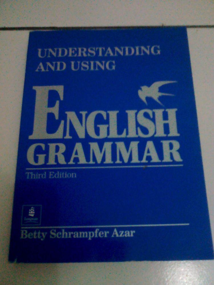 Belajar grammar sama tenses, yuk he he